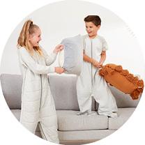 Best for Sleep Suit Bag Kids