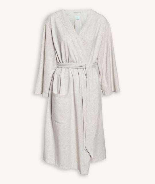 ergoPouch Matchy Matchy Robe Grey Marle for Women