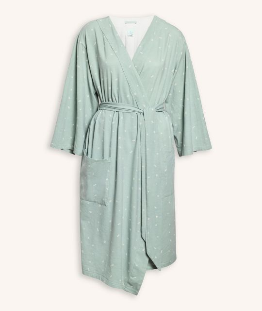 ergoPouch Matchy Matchy Robe Sage for Women