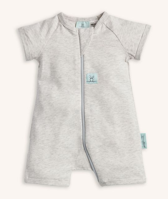 ergoPouch Short Sleeve Layer 0.2 TOG Grey Marle