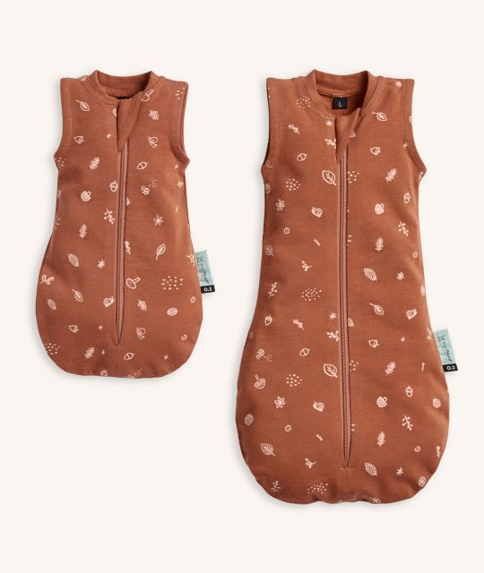 ergoPouch Doll Sleeping Bag Acorn SMALL Size