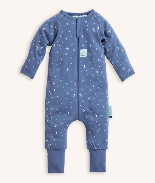 ergoPouch Long Sleeve Layer 1.0 TOG Night Sky