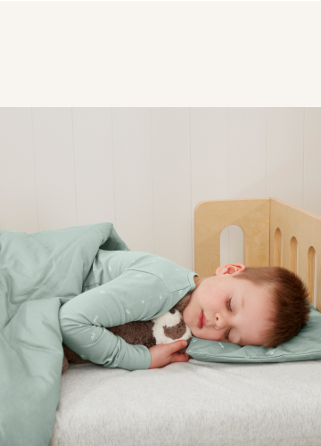 ergoPouch Australia - Transitioning from cot to bed